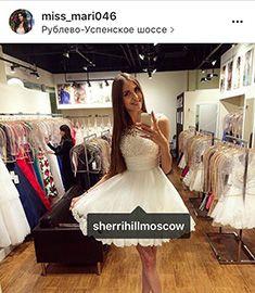 ab59ed96961 SHERRI HILL - Москва. Официальный магазин платьев Шерри Хилл.